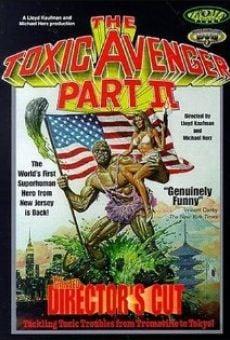Ver película El Vengador Tóxico II