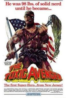 Ver película El Vengador Tóxico