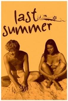 El verano pasado online gratis