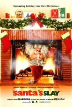 Santa's Slay on-line gratuito