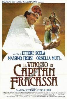 Ver película El viaje del capitán Fracassa
