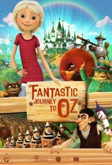 Ver película El viaje fantástico a Oz