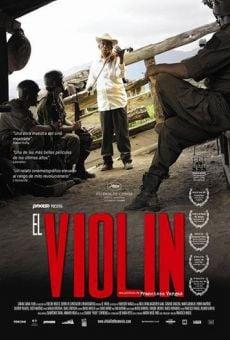Ver película El violín