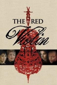 El violín rojo online