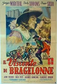 Ver película El Vizconde de Bragelonne