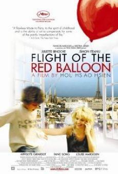 Ver película El vuelo del globo rojo