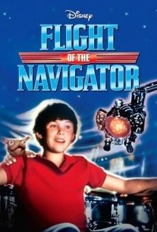 El vuelo del navegante
