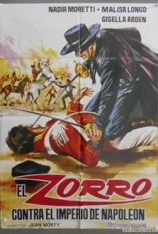 Zorro, the Navarra Marquis