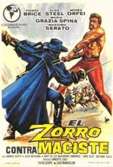 Ver película El Zorro contra Maciste