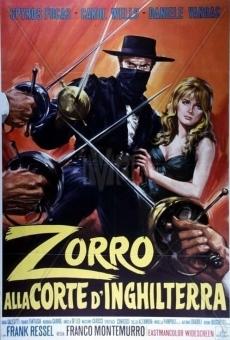 Ver película El Zorro en la corte de inglaterra