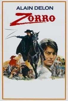 La maschera di Zorro online