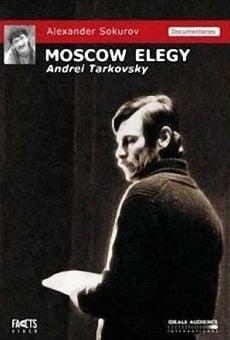 Ver película Elegía de Moscú