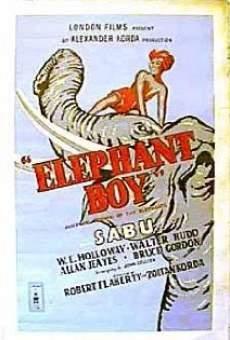Ver película Elephant Boy
