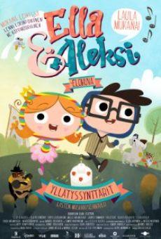 Ella & Aleksi - Yllätyssynttärit online
