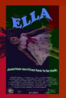 Película: Ella: An Experimental Art House Horror Short Film