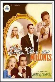 Ver película Ella, él y sus millones