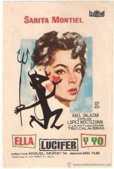 Ver película Ella, Lucifer y yo