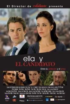 Ver película Ella y el candidato