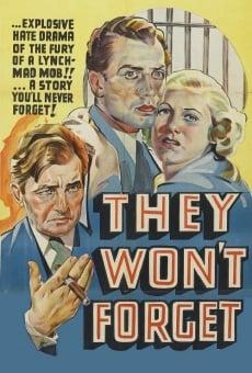 Ver película Ellos no olvidarán