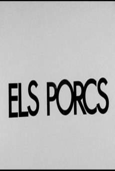 Ver película Els porcs