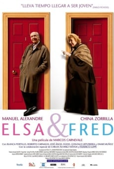 Elsa & Fred online streaming