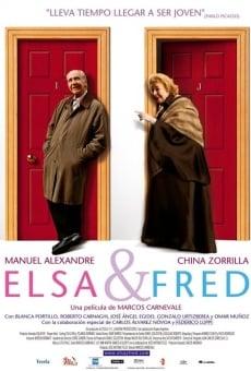 Ver película Elsa & Fred