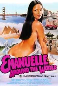 Ver película Emanuelle alrededor del mundo