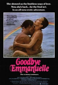 Emmanuelle 3: Goodbye Emmanuelle on-line gratuito