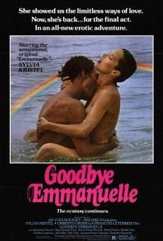 Emmanuelle 3: Adiós Emmanuelle online