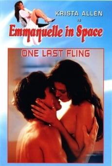 Emmanuelle 6: One Final Fling online