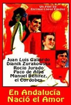 Ver película En Andalucía nació el amor