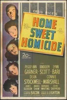 Home, Sweet Homicide en ligne gratuit