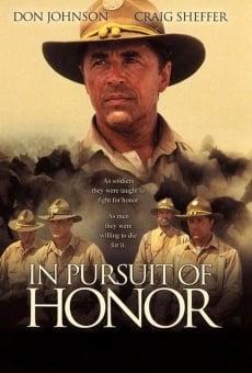 En busca del honor