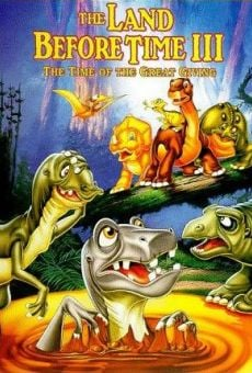 The Land Before Time III - The Time of Great Giving Online Free
