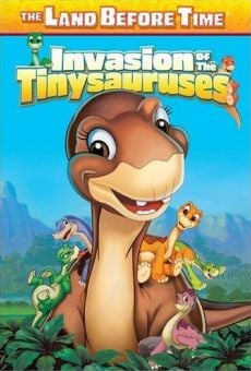 The Land Before Time XI: The Invasion of the Tinysauruses en ligne gratuit