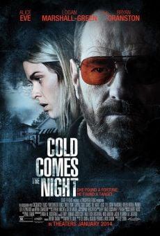 En el frío de la noche