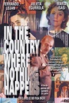 Ver película En el país de no pasa nada