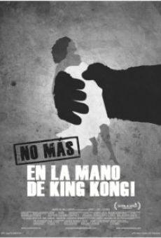 En la mano de King Kong