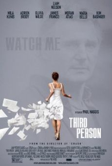 Third Person on-line gratuito