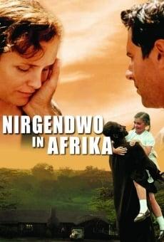 Ver película En un lugar de África