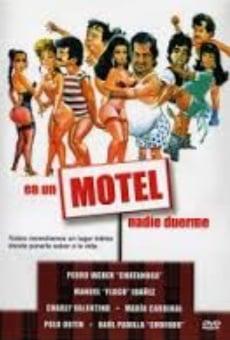 Ver película En un motel nadie duerme
