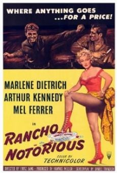 Rancho Notorious gratis