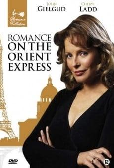 Coup de foudre dans l'Orient Express