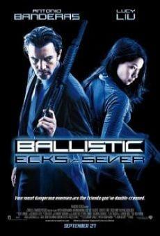 Ver película Enemigos: Ecks contra Sever