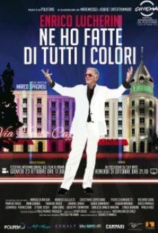 Ver película Enrico Lucherini: Ne ho fatte di tutti i colori