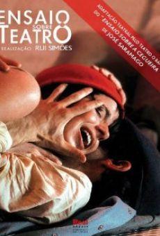 Ver película Ensaio Sobre o Teatro