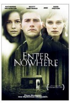Ver película Enter Nowhere