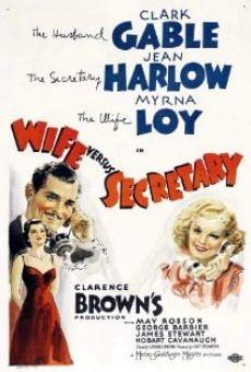 Sa femme et sa secrétaire en ligne gratuit