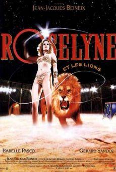 Roselyne et les lions gratis