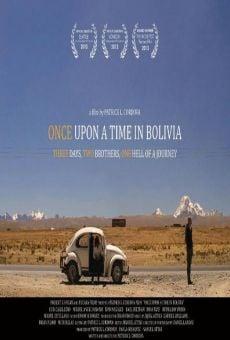 Ver película Erase una vez en Bolivia